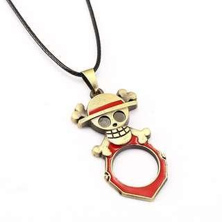 ONE PIECE necklaces mini knuckles