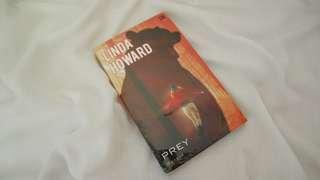 Novel: Prey by Linda Howard