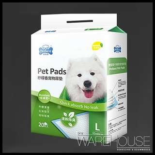 Petbest L Size Charcoal Pee Pads for Dogs/Cats/Guinea Pigs