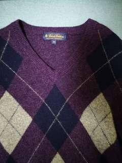 Brook brothers wool sweater