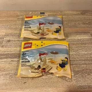 MISB Lego 40054 Seasonal Summer Scene