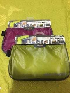 BN SEA TO SUMMIT SEE POUCH BERRY