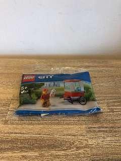 MISB Lego 30364 City Popcorn Cart