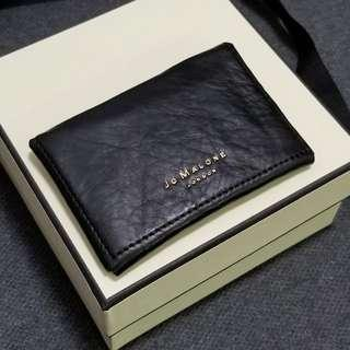 🎁真皮 Leather Card holder - gift by Jo Malone