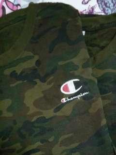 Brand new Camo Shirt