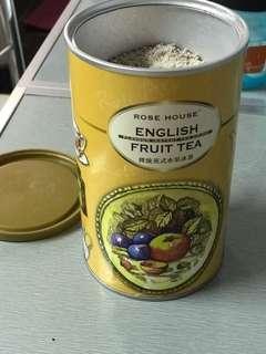 🚚 古典玫瑰園 水果冰茶 9分滿