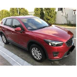 DEC2015 Mazda MX-5 2.5 (A)