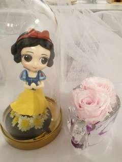 "Q Posket Snow White 5.5"" Doll"