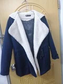 🚚 羊羔毛大衣外套