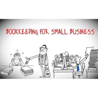 Freelance - Bookkeeping services