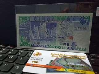 Duit Lama Singapore $1 Dollar 🇸🇬