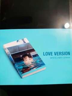 iKON Bobby LOVE album