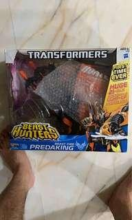 Transformers Prime Predaking