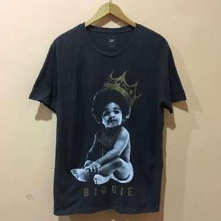 Biggie B X Gap Tshirt