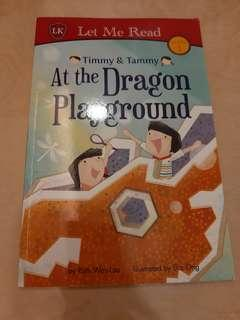 🚚 Timmy & Tammy at the dragon playground