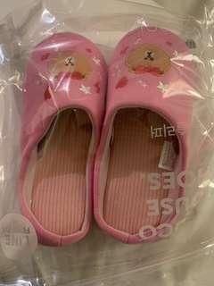 Choco x Missha 拖鞋