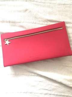 平放全新 Givenchy Clutch/ Make up bag