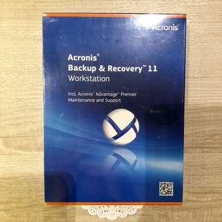 🚚 BNIP Acronis Backup and Recovery 11 Workstation
