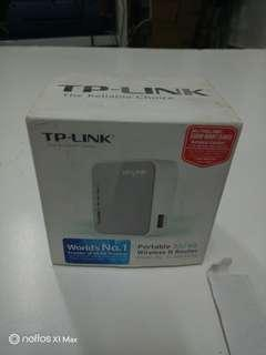 PORTABLE WIRELESS-N ROUTER TP-LINK MR3020
