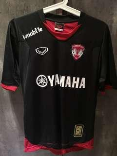 Thailand Muangthong United M Size Jersey with Fowler Name Set