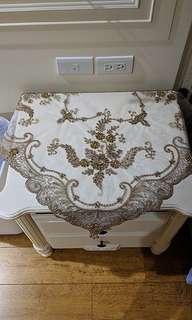 🚚 正方型桌巾 桌布