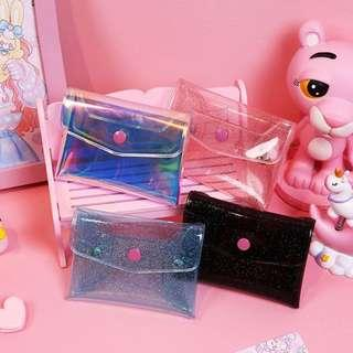 Transparent Wallet / Coin Purse