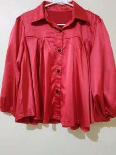 Blouse Merah