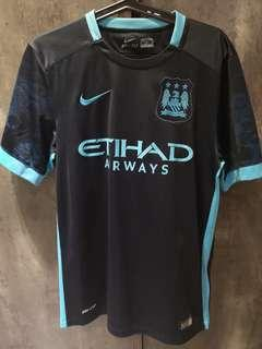 Manchester City S Size Authethic Nike Away Jersey