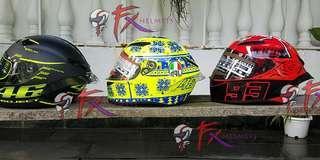 Agv helmet kopi winter corsa