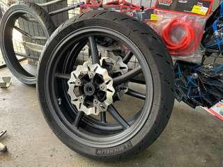 Yamaha Y15ZR/ Sniper / Exciter Racing Boy SP522 Rims