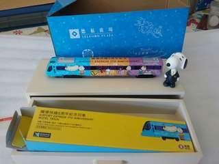 Snoopy史諾比 機場快線5周年紀念列車