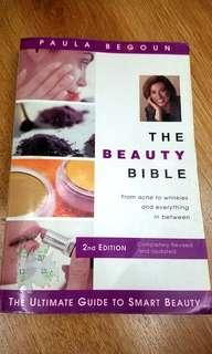 The Beauty Bible by Cosmetics Cop,Paula Begoun, 2nd Edition