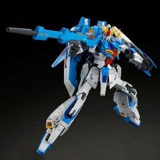 2017年6月發送全新有包裝紙盒有說明書Bandai GUNPLA RG 1/144阿寶專用色 Z高達 ZETA Gundam Limited Color Ver. ,Bandai Hobby Online Shop 受注限定商品(PBPREMIUM BANDAI PB網路商店限定)