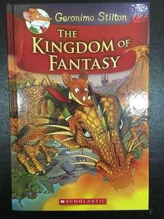 🚚 Geronimo Stilton: The Kingdom Of Fantasy