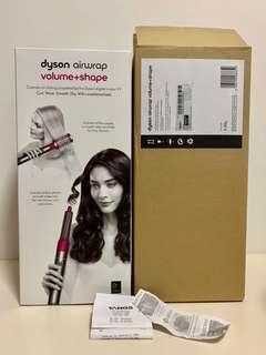 Almost new Dyson Airwrap styler volume + shape