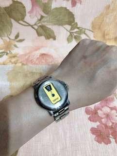 🚚 【SPRIT手錶特價出清】不繡鋼材質。限量款式。使用功能正常。附全新電池。款式特別少見喔【浪漫晴天】