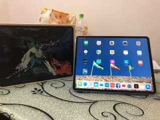 iPad Pro 12.9 2018 256gb silver
