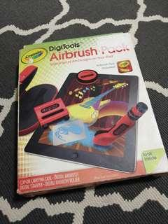 Clearance! Griffin Crayola Digital Airbrush pack