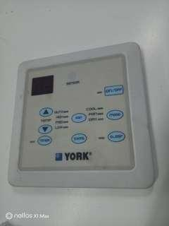 YORK PANEL CONTROLLER SLM03