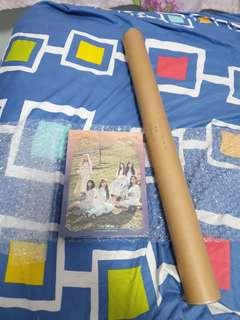 🚚 [Seal Instock] Gfriend Time for Us Daybreak Version Album