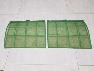 2 pieces of Air cond filter net for $10
