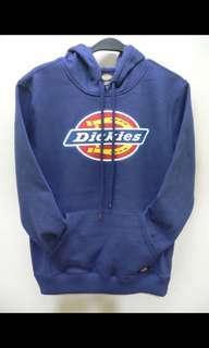 🚚 Dickies logo帽T 藍色 保暖 台灣公司貨
