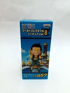 海賊王WCF Vol.8 TV 057 路飛