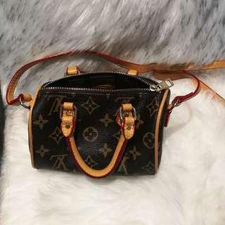 LV Nano Bag