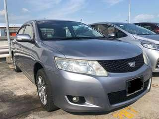 Toyota Allion 1.5 Auto