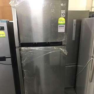 🚚 LG 438l big 2 door fridge / refrigerator