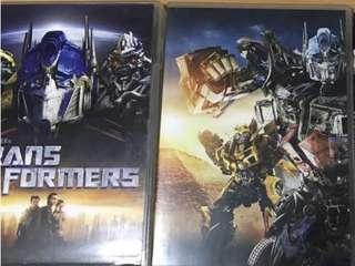 Transformers (2 DVDs)