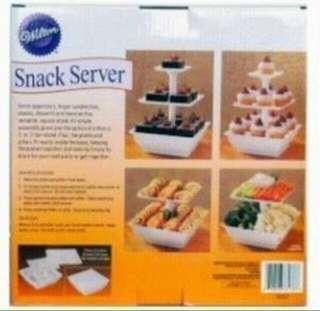Snack sever/ cake stand