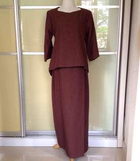 Baju Kurung Kedah style