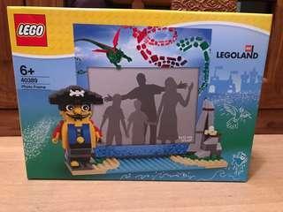 Lego 40389 相架 名古屋樂高樂園限定 photo frame Nagoya limited